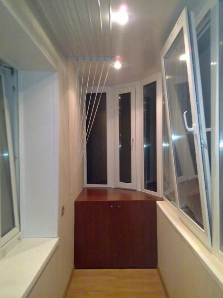 Остекление,утепление,отделка балкона и лоджии, Череповец.