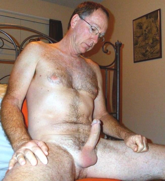 фото голых мужиков пожилых геев