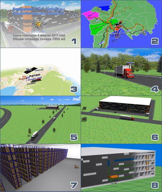 VR-AR, 3Д Приложения, Презентации. Анимация. Баннеры
